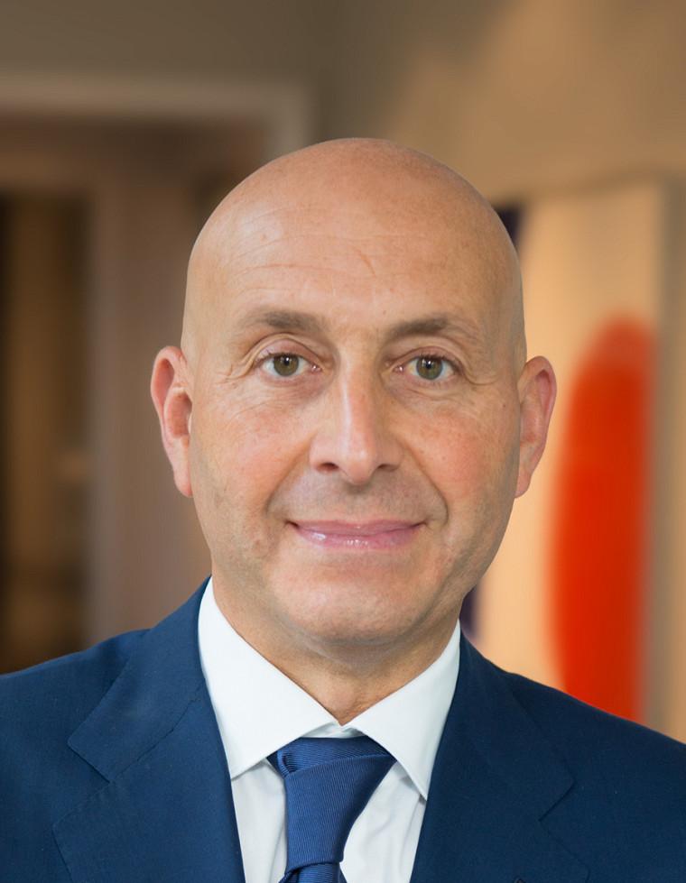Vincent Chiara, diplômé de la Faculté de droit