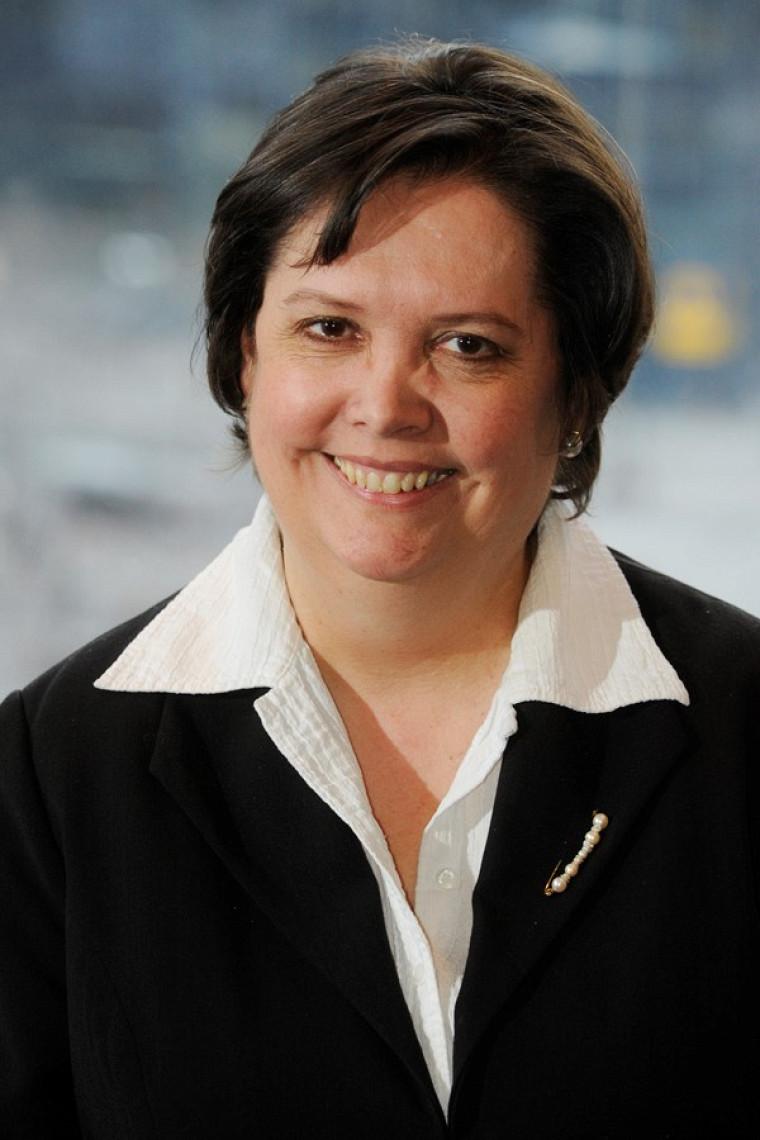 Charlotte Thibault, diplômée de la Faculté des lettres et sciences humaines