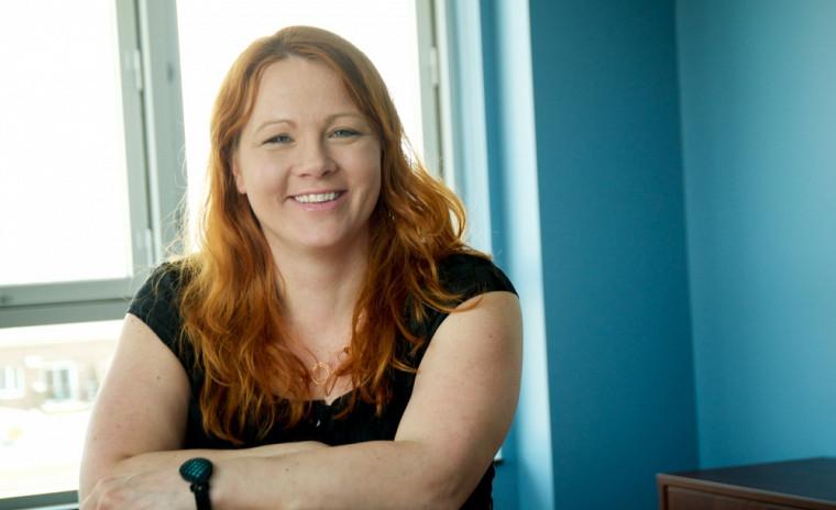 Mélanie Plourde, professeure du Département de médecine de la FMSS et au Centre de recherche sur le vieillissement