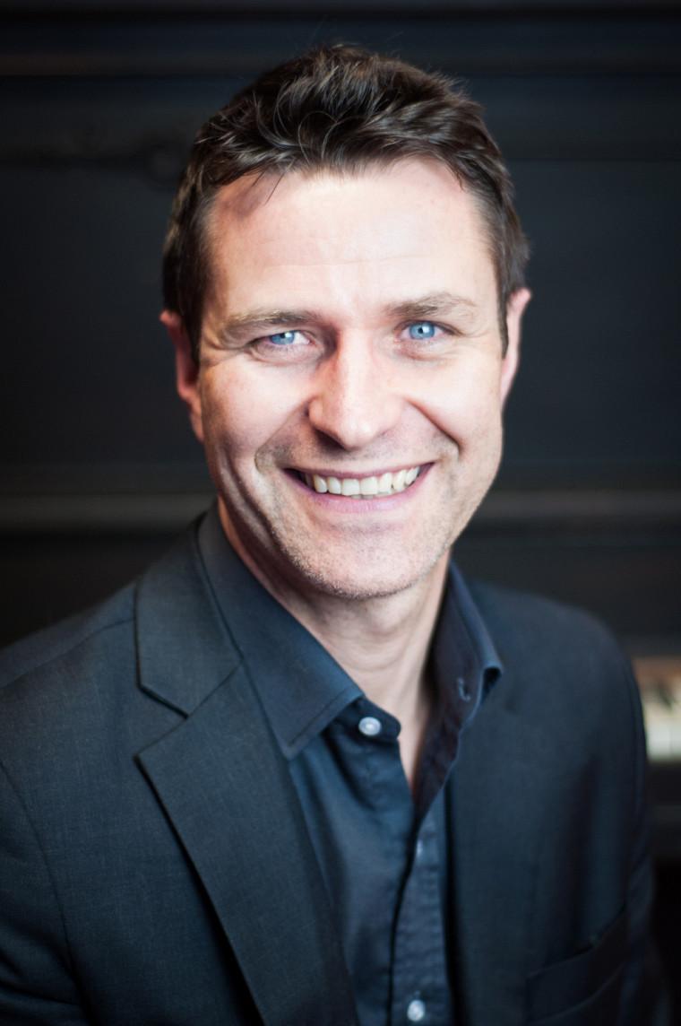 François Courcy, professeur au Département de psychologie