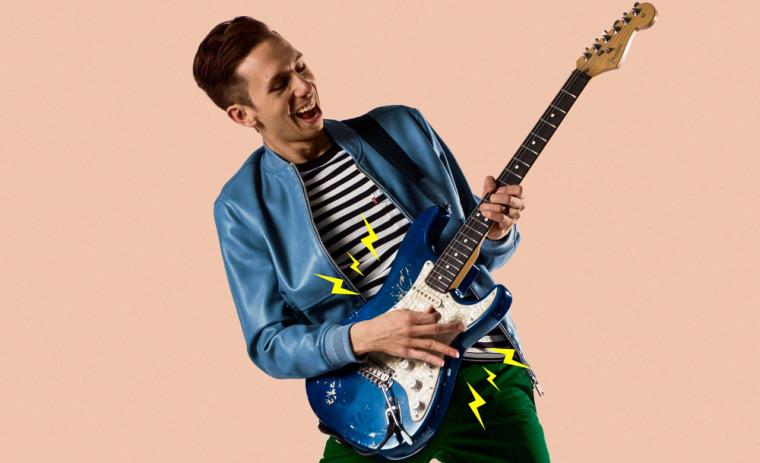 Cory Wong, guitariste jazz et funk, animera une classe de maître à l'École de musique cet hiver.