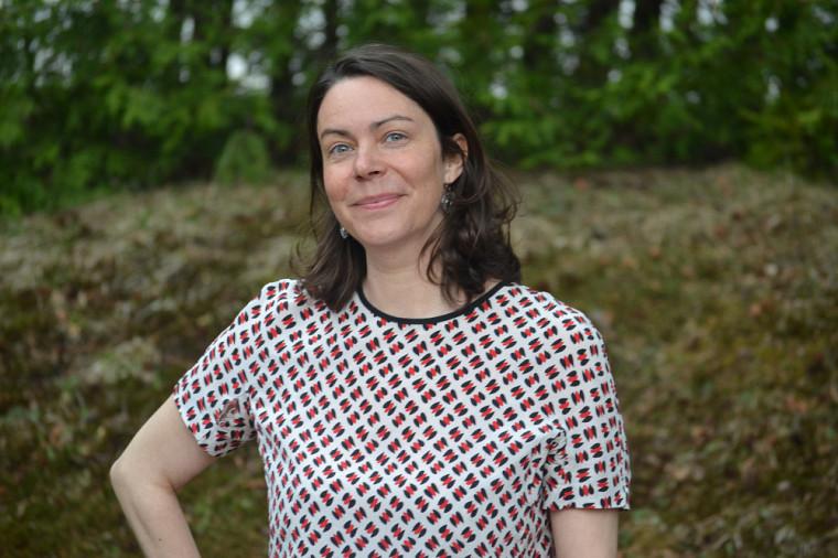 Karine Bellerive, chargée de cours au Département de communication