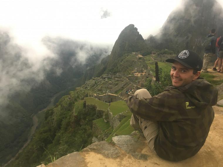 Le Machu Picchu dans toute sa splendeur.