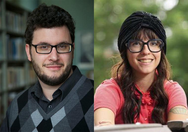 Anthony Glinoer et Véronique Grenier