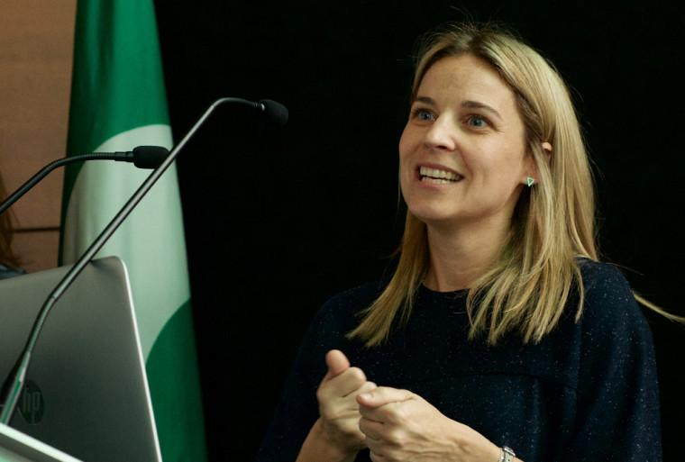 La professeure Mylaine Breton, titulaire de la Chaire de recherche du Canada sur la gouvernance clinique des services de première ligne.