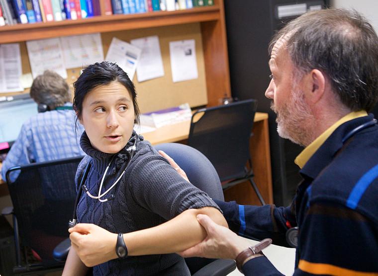 Valoriser la médecine de famille fait partie des objectifs de la FMSS