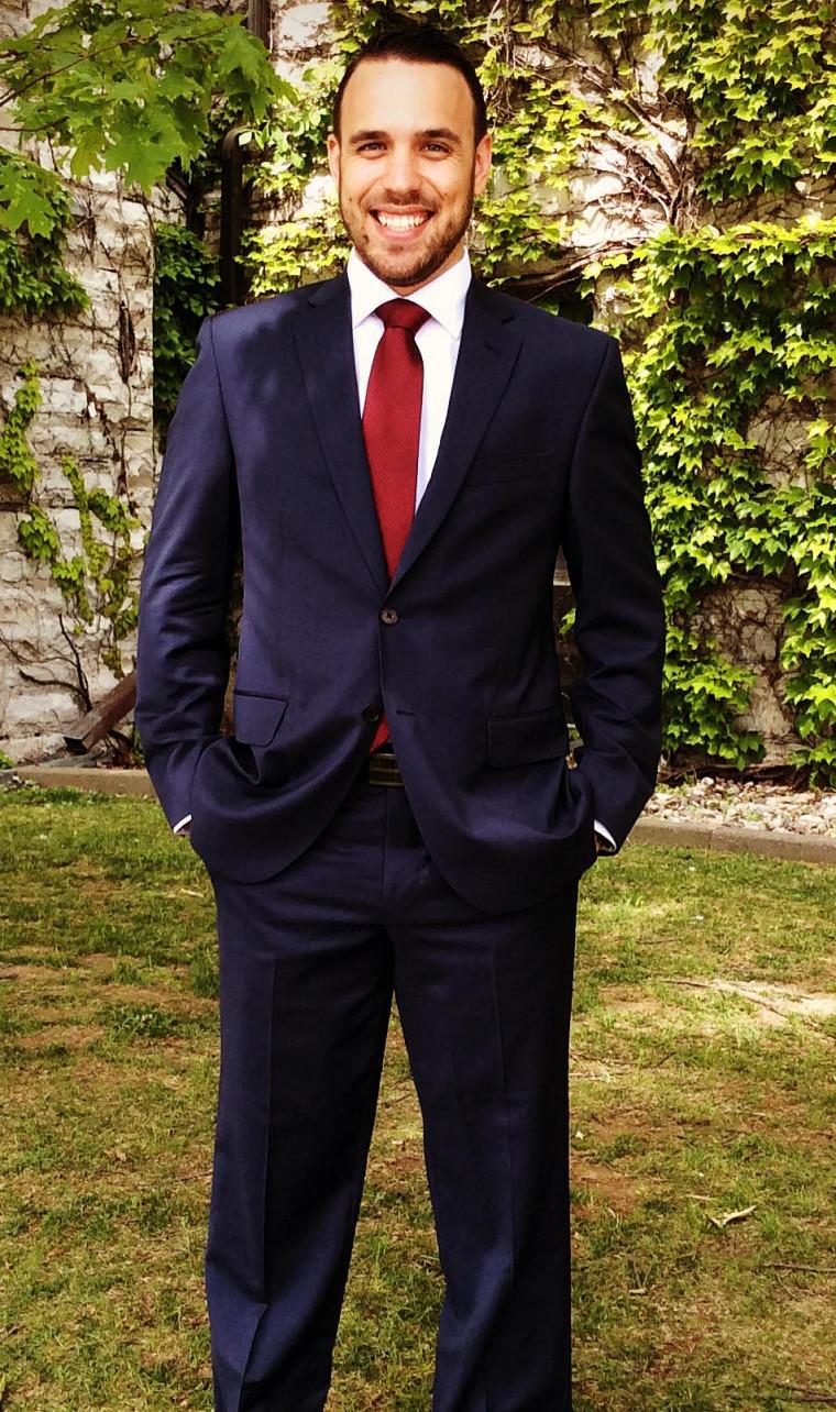 Francis Lévesque agira comme auxiliaire juridique à la Cour suprême du Canada.