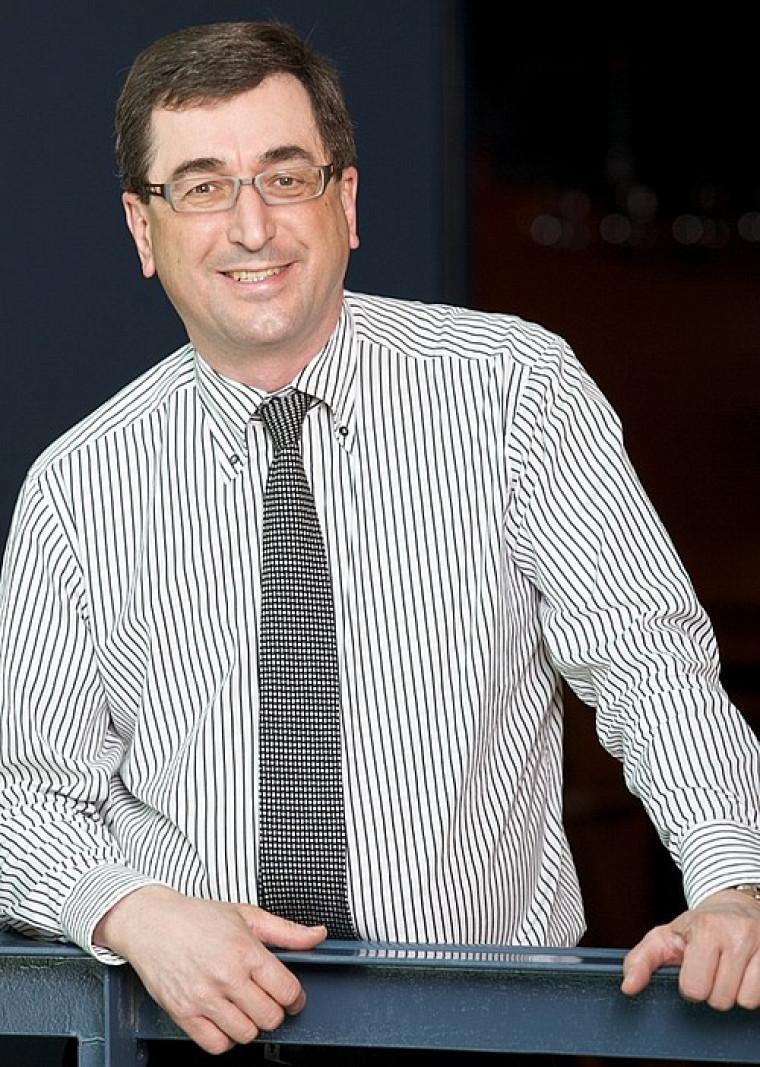 Le professeur Gilles Larin, titulaire de la Chaire de recherche en fiscalité et en finances publiques de l'Université de Sherbrooke