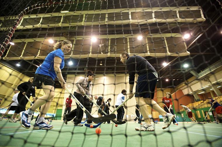 Une centaine d'intervenants en activité physique se perfectionnent à la FEPS du 24 au 26 mars.