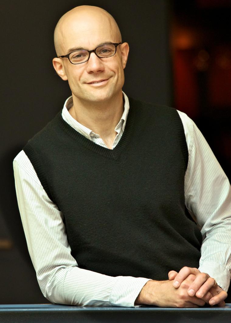 Claude-André Guillotte, le nouveau directeur de l'IRECUS.
