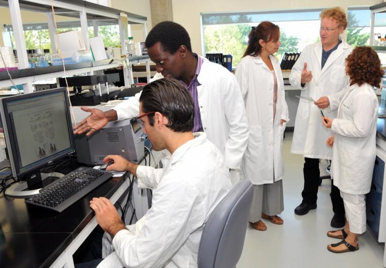 Les travaux menés par des chercheurs de deux facultésont montré que la clé du promoteur du VIH –qui en permet l'activation– est spécifique.