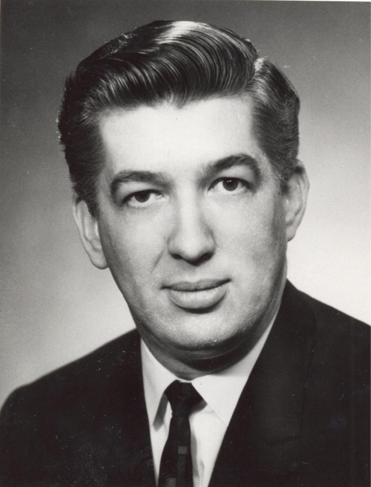 Michel Normandin, docteur d'honneur, 1971