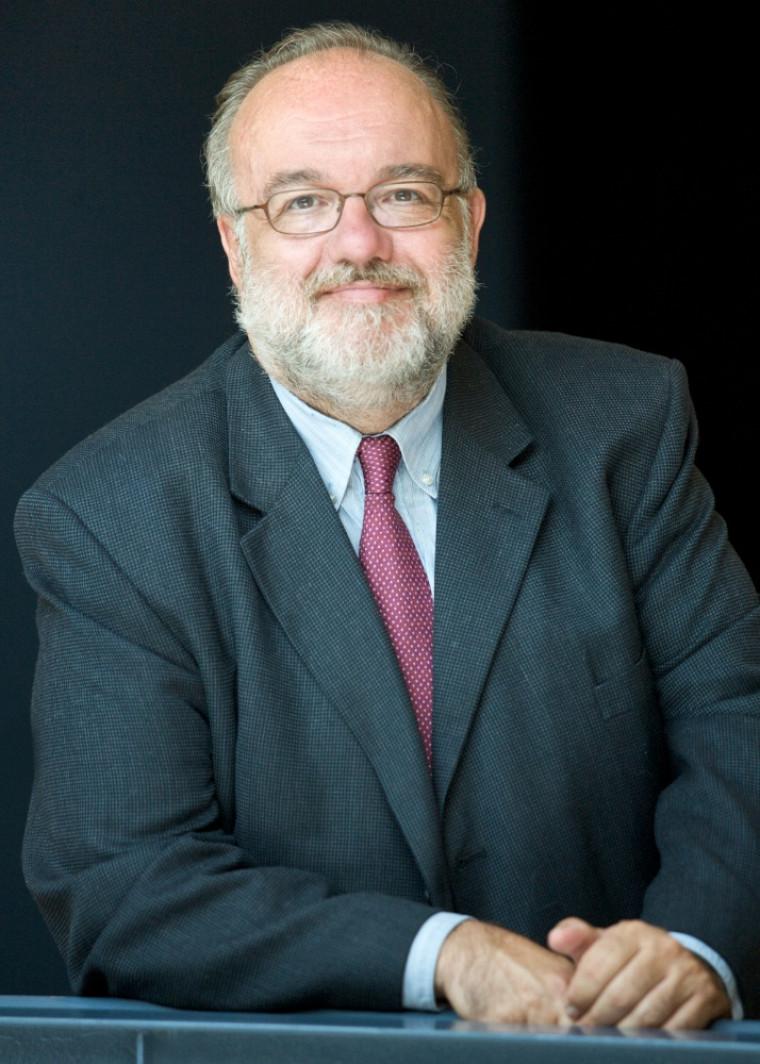 Le professeur Gilles Saint-Pierre, de la Faculté d'administration