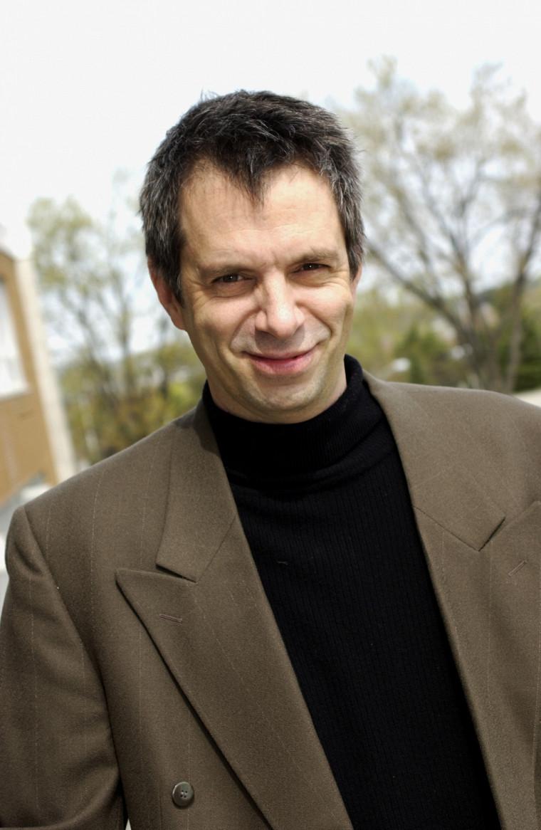 Le professeur de politique Jean-Herman Guay.