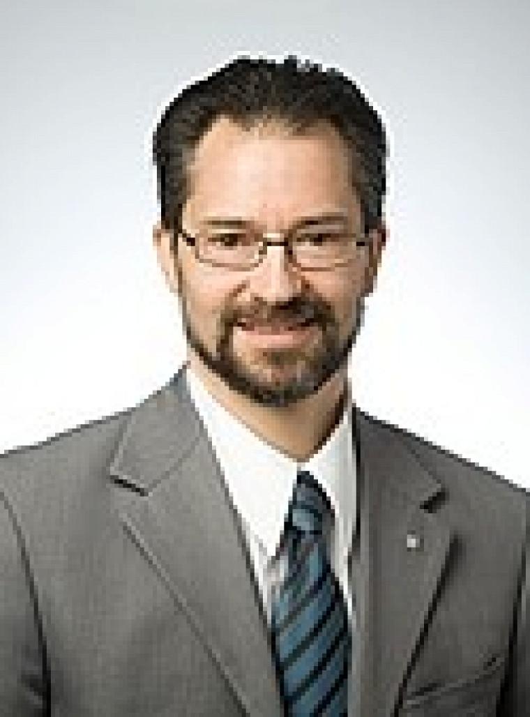 Claude Spino, vice-doyen à la recherche de la Faculté des sciences.