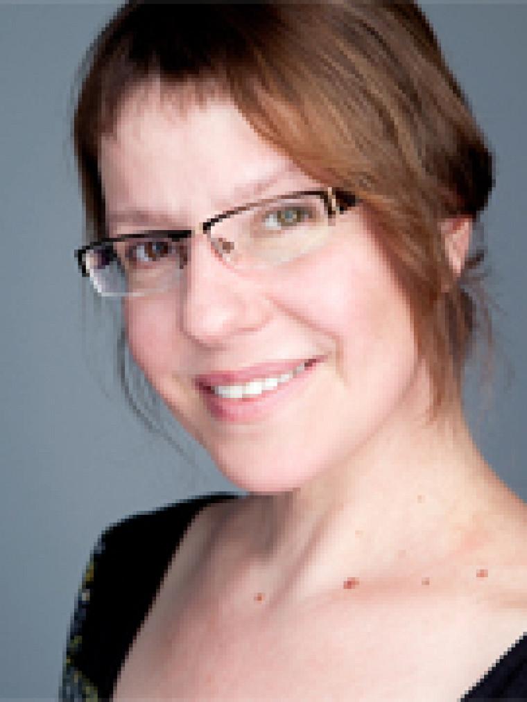 Caroline Raymond, diplômée du doctorat en éducation.