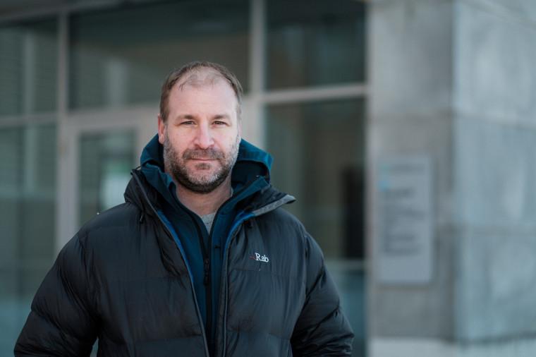 Professeur Alexandre Langlois, Faculté des lettres et sciences humaines