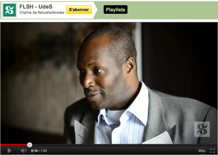Aperçu de la vidéo : témoignage de Kalifa Goïta, directeur du département.