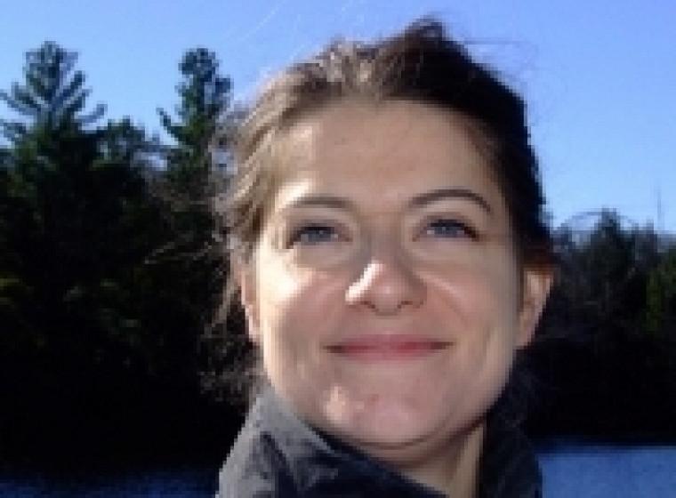 Morgane Urli, postdoctorante à la Faculté des sciences