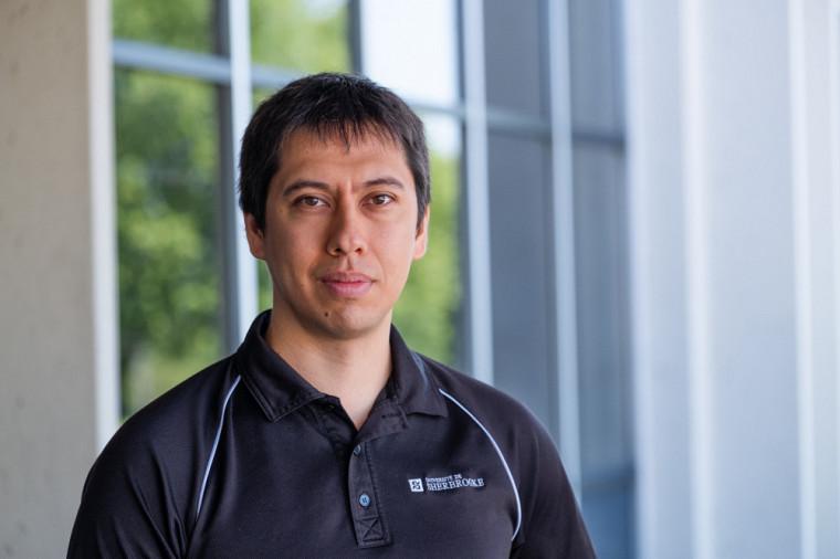 Seira Fortin-Suzuki, doctorant en éducation, domaine de l'intervention éducative en activité physique et santé