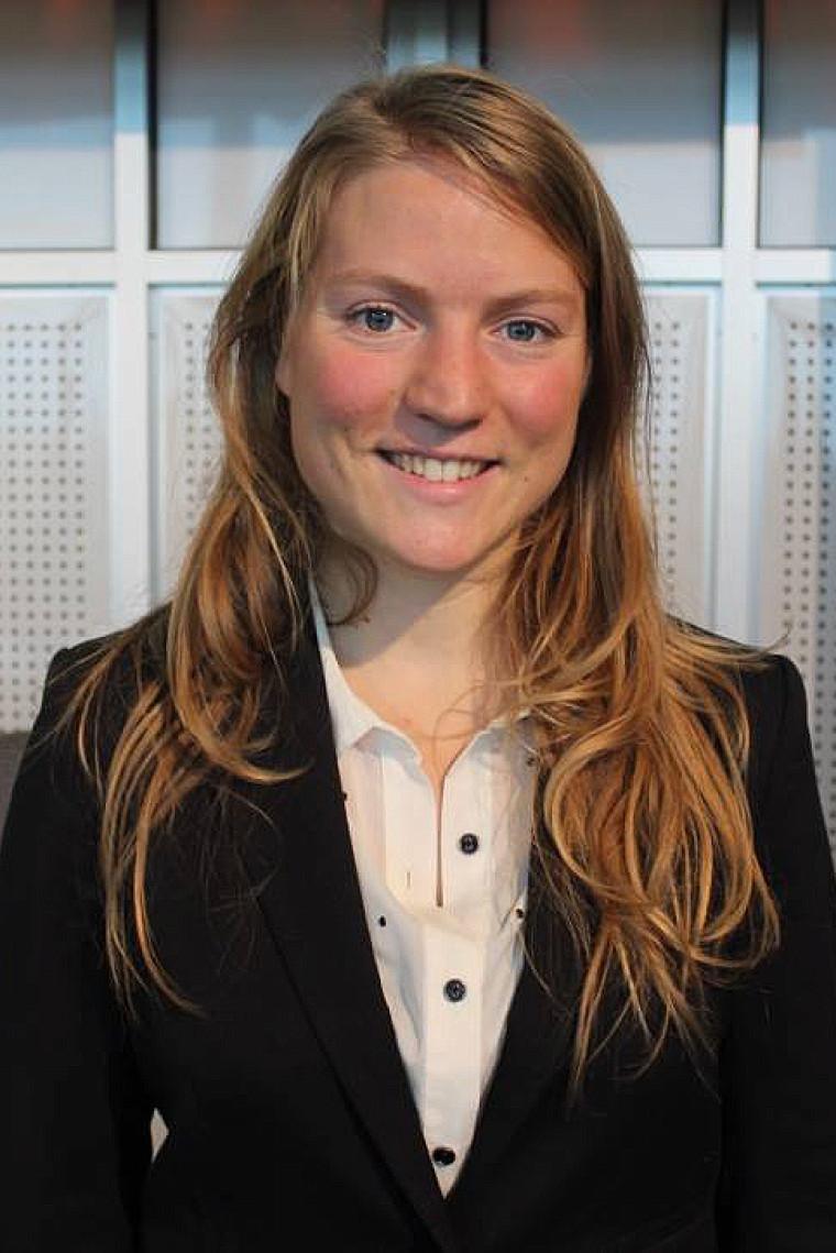 Corinne Côté a terminé sa maîtrise en 2016