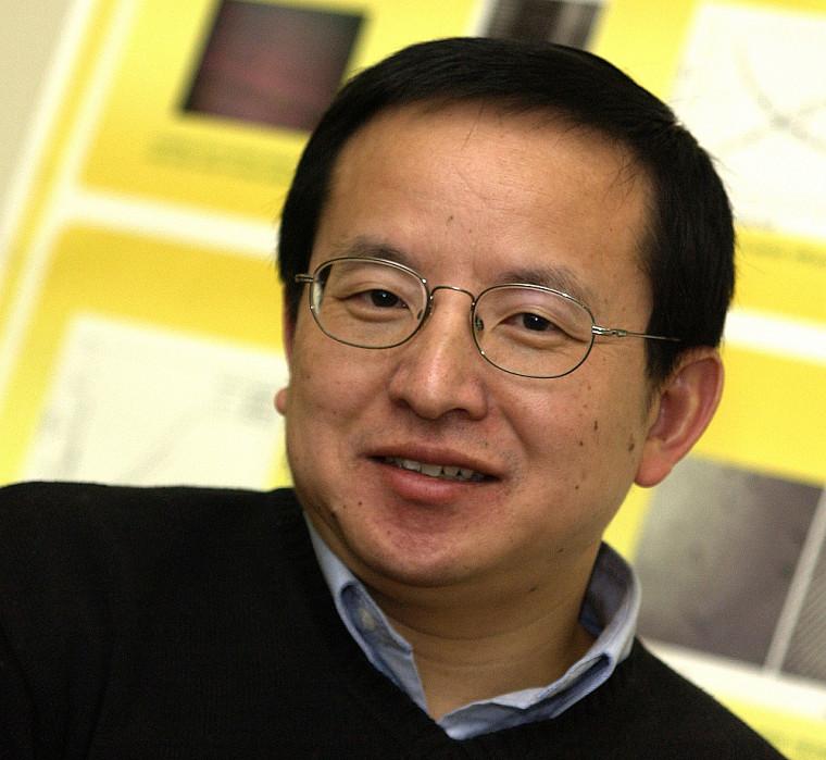 Yue Zhao, professeur à la Faculté des sciences
