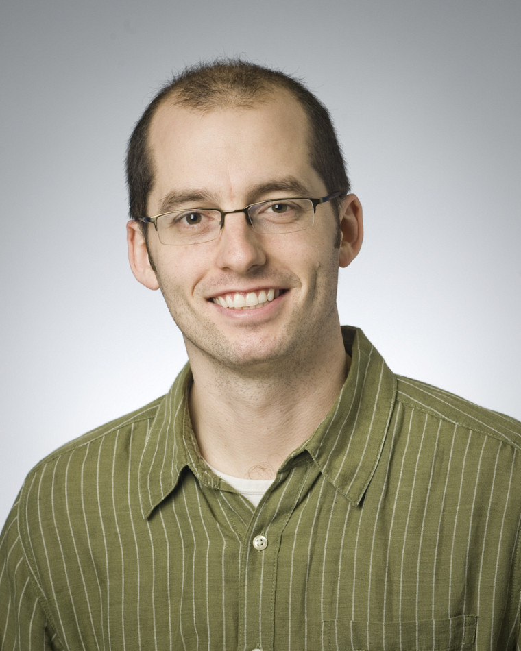 David Poulin, physicien théoricien.