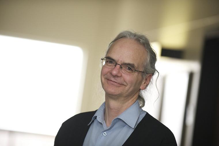 Paul Morin, professeur au Département de service social