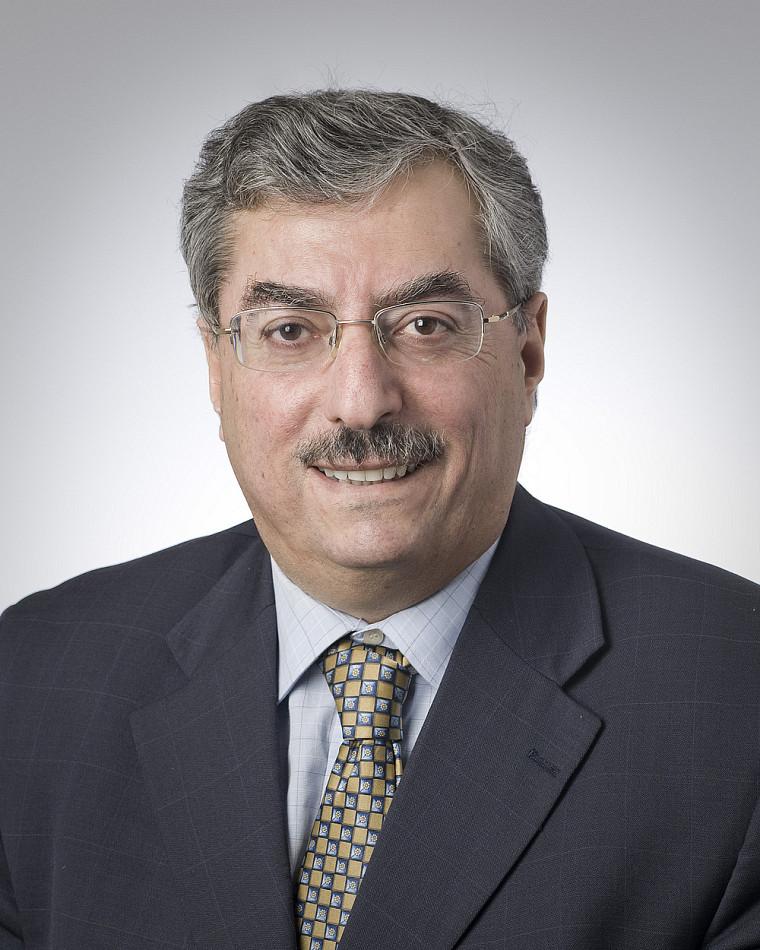 Le professeur Sami Aoun