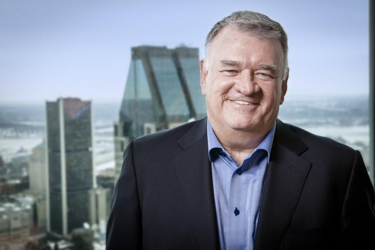 M. Normand Legault, Président de la campagne majeure D'avenirs et de passions