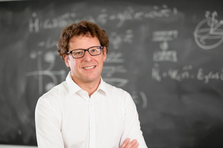 Le professeur Alexandre Blais