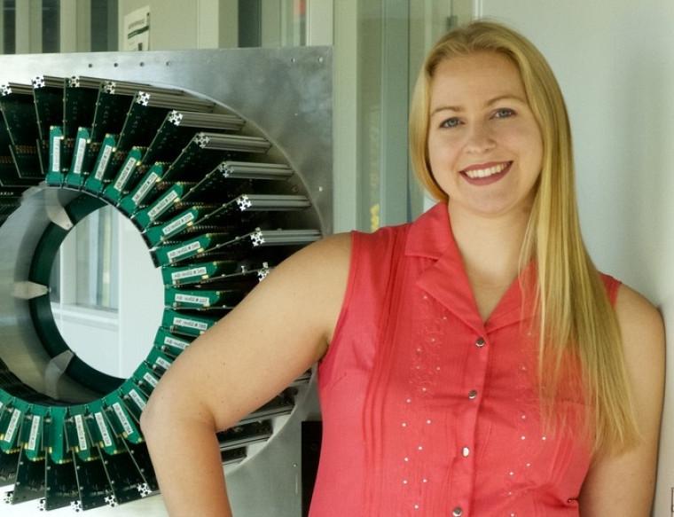Audrey Corbeil Therrien, lauréate d'une bourse postdoctorale Banting