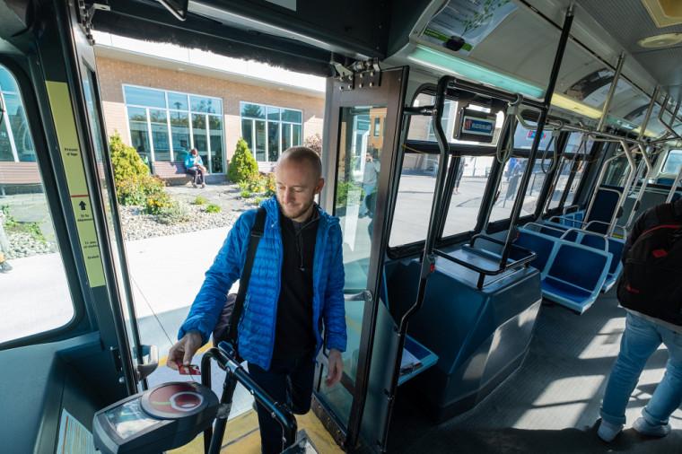 Semaine de la mobilité durable à Sherbrooke : le transport en commun est gratuit pour l'ensemble de la communauté universitaire!