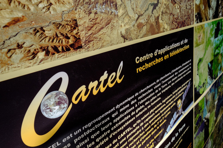 Le CARTEL est l'un des plus importants centres de recherche universitaire au Canada dans le domaine de la télédétection.