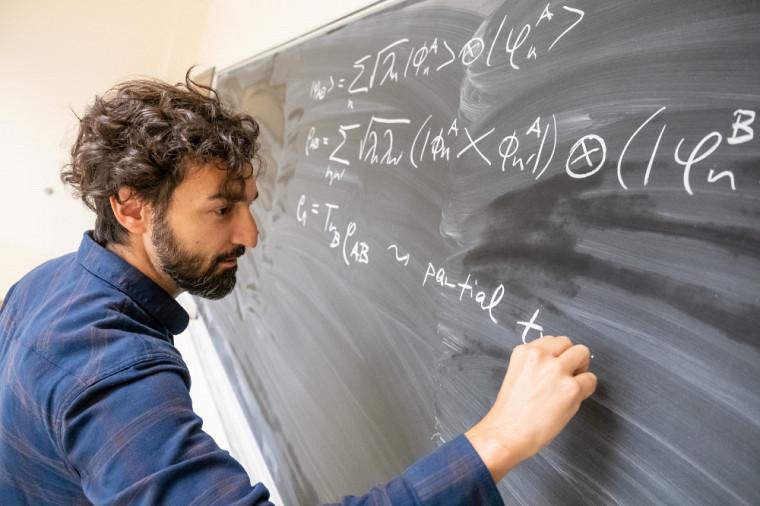 Cette chaire développera de nouvelles méthodes de calcul issues de la science quantique, qui pourraient révolutionner plusieurs domaines, dont celui de la santé.