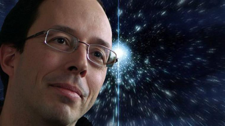 Le physicien Pierre Savard