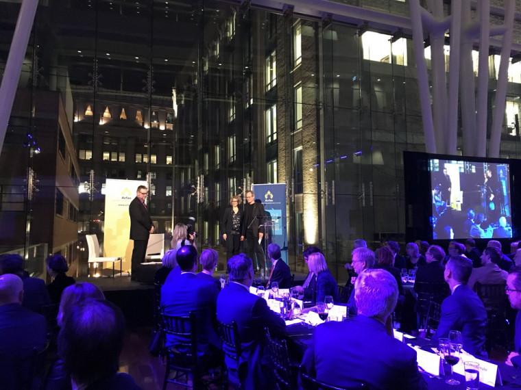 Le 74e Gala de l'ACFAS s'est déroulé à Montréal, le 13 novembre 2018