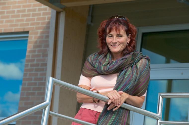 Maryse Benoit, professeure au Département de psychologie de la Faculté des lettres et sciences humaines de l'Université de Sherbrooke
