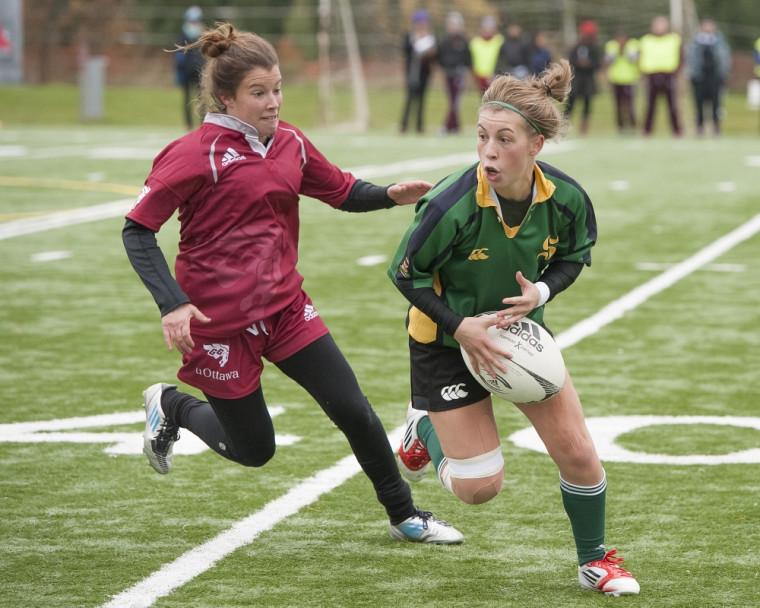 La première semaine de compétition qui débute ce vendredi à domicile comportera sa part de défis pour les joueuses de rugby de l'UdeS.