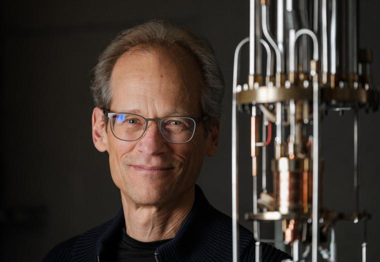 Le professeur Louis Taillefer