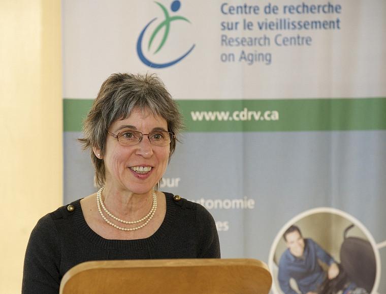 La professeure Hélène Payette