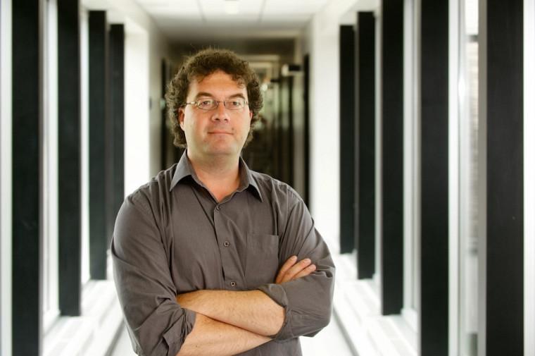 Claude Gélinas, professeur et directeur du Département de philosophie et d'éthique appliquée