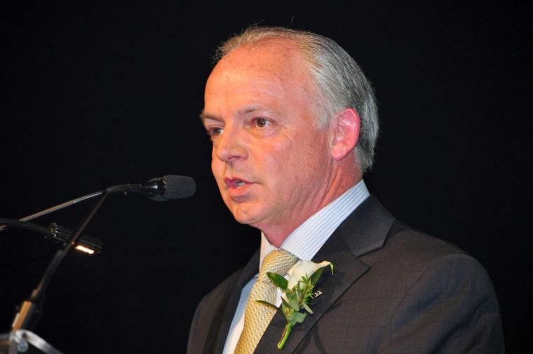 Guy Pelletier, Grand ambassadeur 2013.