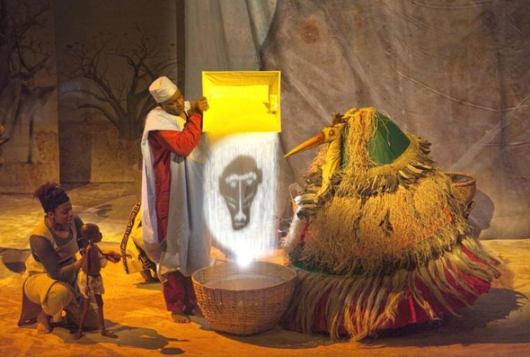Le Centre culturel présentera le 20octobre le magnifique conte musical africain Baobab, du Théâtre Motus.