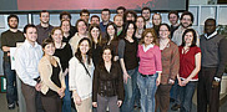 Lauréats du Défi étudiant 2009