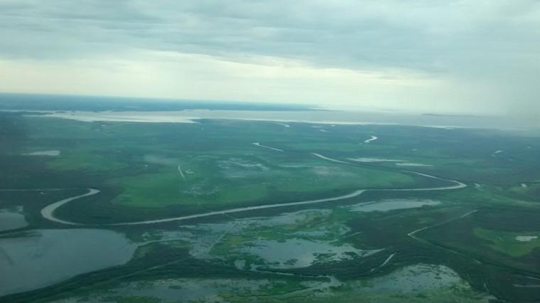 Système de milieux humides du Nord canadien