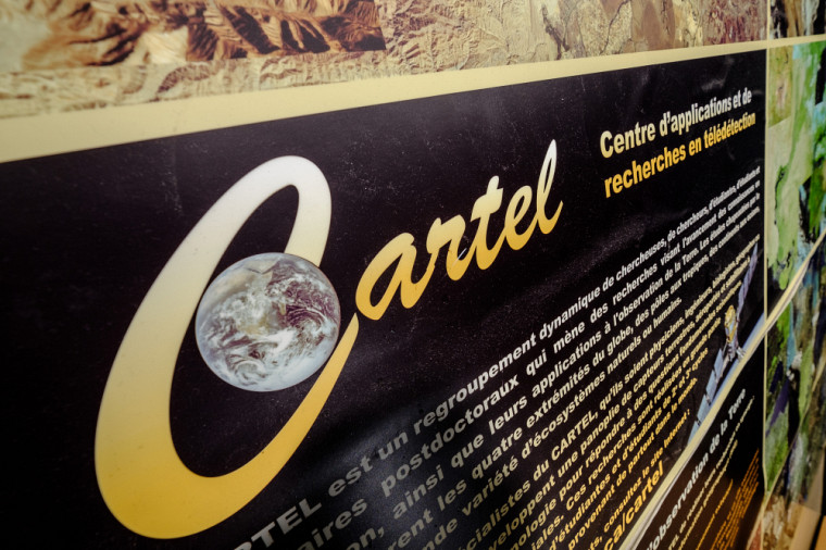 Créé en 1985, le CARTEL est un des plus importants centres de recherche universitaires au Canada dans le domaine de la télédétection.