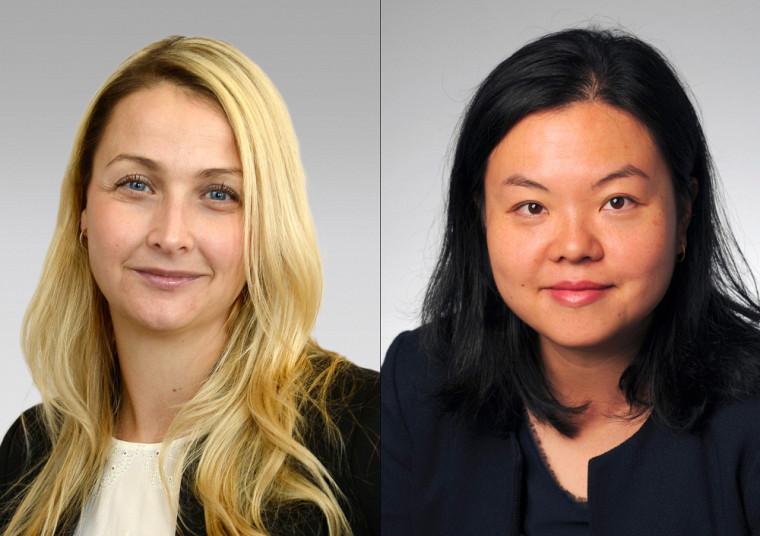 Lesprofesseures-chercheusesMarie-Eve Poitras et Lee-Hwa Tai