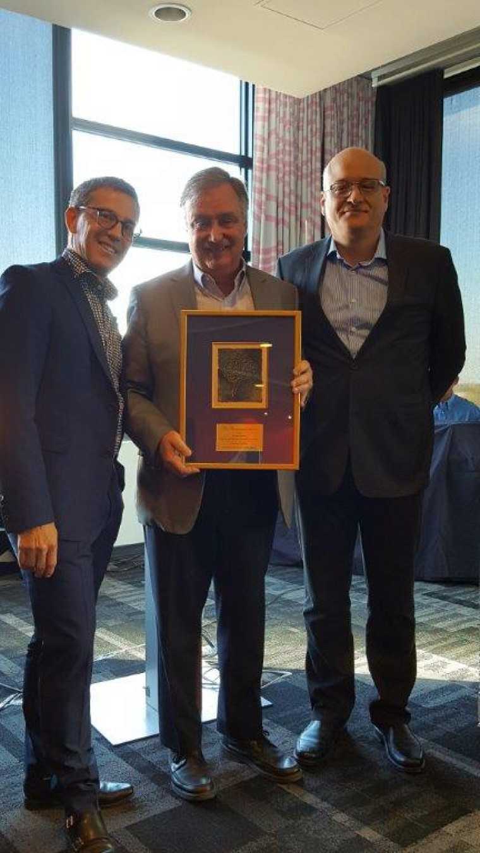 Jean Mathieu obtient le prix Reconnaissance de l'Association des neurologues du Québec