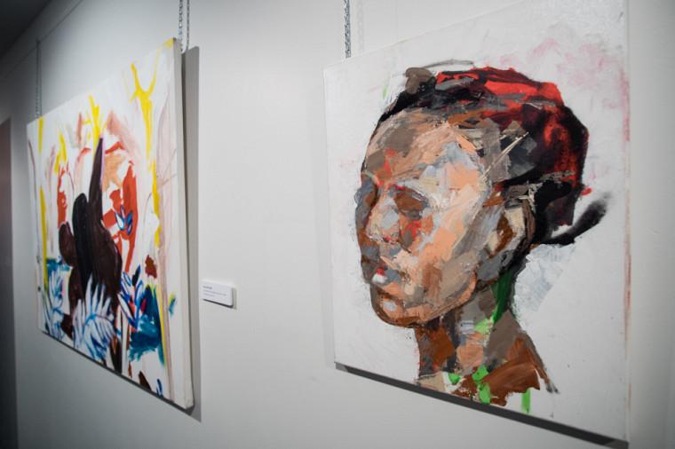 La Galerie d'art accueille pour la toute première fois l'exposition Le Mois de l'histoire des Noirs, jusqu'au 18 février prochain.